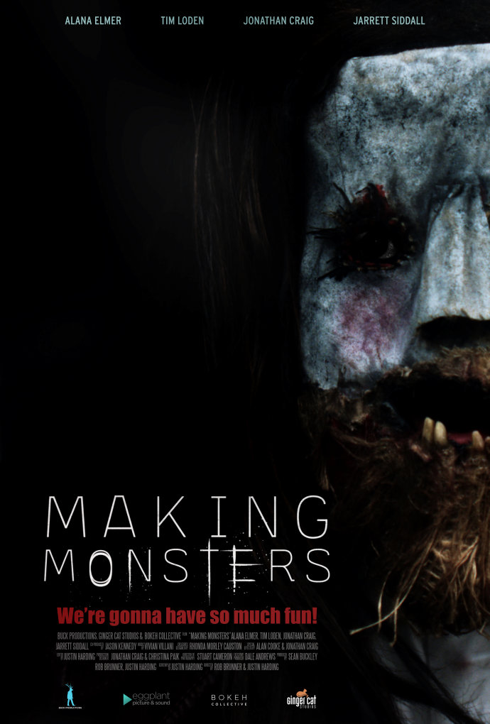 8:00PM - 9:25 PM Making Monsters
