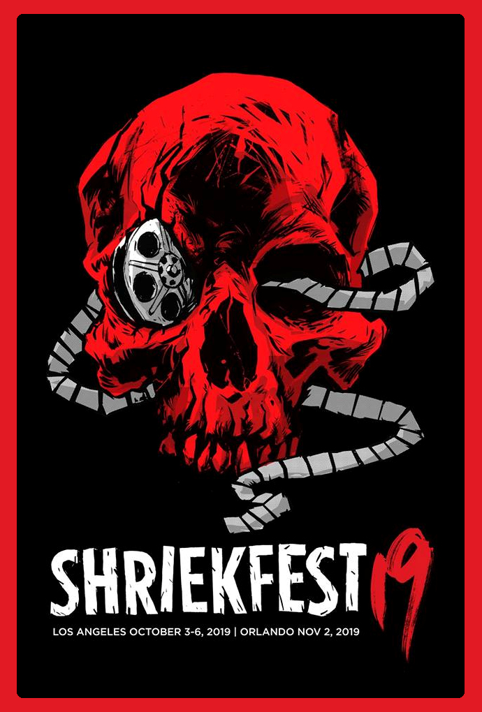Shriekfest Free Networking Event
