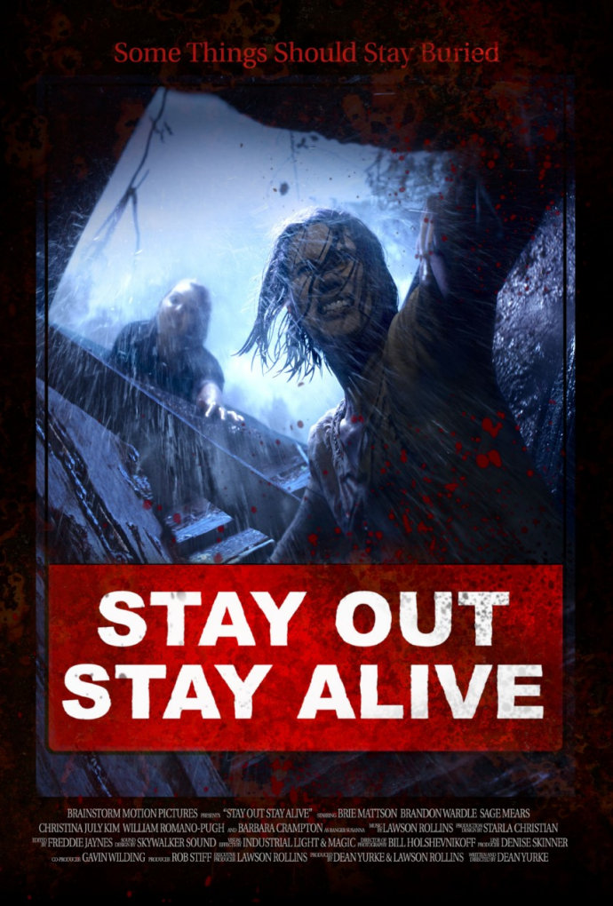10:30 PM- 11:53 PMStay Out Stay Alive