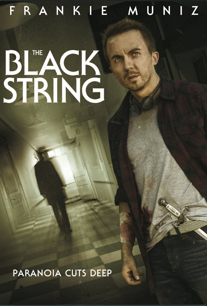6:00 PM - 7:32 PM The Black String